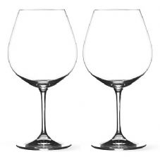 Vinum Burgundy Wine Glasses (pair)
